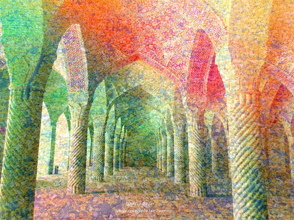 Arcos de la mezquita Valky Web