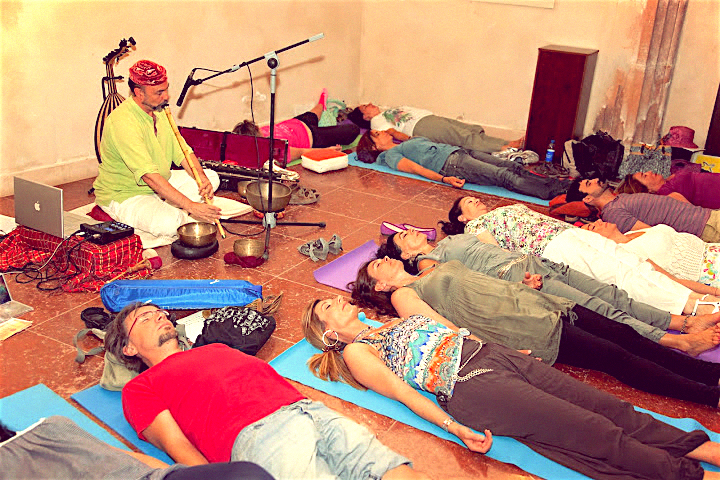 Taller de Musica sufi sanadora en el Convento de Santo Domingo, Ronda ney